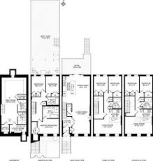 Typical Brownstone Floor Plan 839 Greene Ave Brooklyn Ny 11221 Zillow