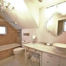 Bathroom Ideas Contemporary Bathroom Attic Bathroom Capes Cod