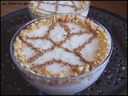 poudre de riz cuisine m halbi entremet au riz algérie recette