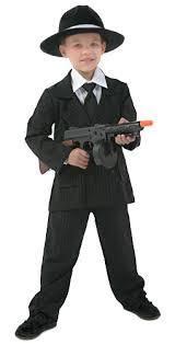 Mobster Halloween Costumes Inappropriate Halloween Costumes Kids