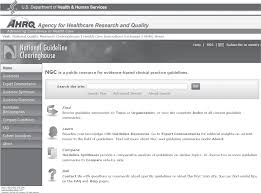 appraising clinical practice guidelines evidence based physical