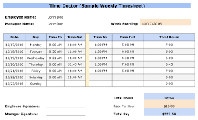 Free Timesheet Template Excel Free Employee Timesheet Templates Excel Pdf Word