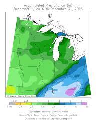 Illinois State University Map by December U0026 2016 Climate Reports U0026 Jan Jan Mar Outlooks