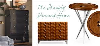 Alexander Julian Bedroom Furniture by Jonathan Charles Fine Furniture The Sharply Dressed Home