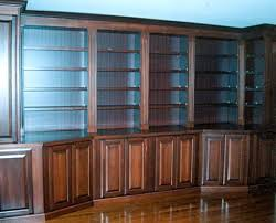 cabinet makers custom built in bookcases bookcase builder home