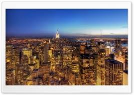 Eye Over New York Hd Desktop Wallpaper Widescreen High by Empire State Building Hdr 4k Hd Desktop Wallpaper For 4k Ultra