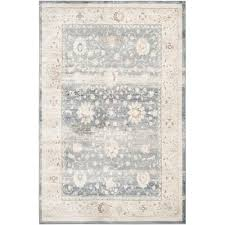Safavieh Rugs Safavieh Vintage Blue 4 Ft X 5 Ft 7 In Area Rug