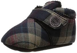 infant ugg boots sale amazon com ugg baby s bixbee plaid infant toddler