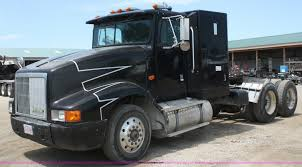 international semi truck 1993 international 9400 semi truck item b6864 sold thur