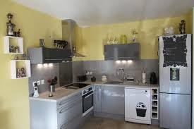 cuisine gris souris réalisations cuisine en l gris souris brillant anthracite