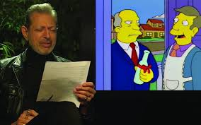 a steamed hams meme with jeff goldblum is gone thanks to a