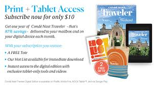 Delaware traveler magazine images Conde nast traveler magazine subscription jpg