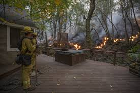 North Bay Fire Report by North Bay Wildfires How Climate Change Made The Disaster Worse