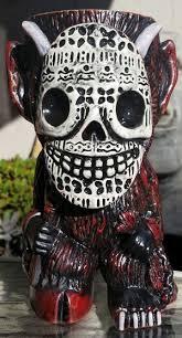 Krampus Halloween Costume Krampus Halloween Edition Ooga Mooga Tiki Mugs U0026