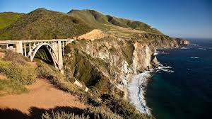 Bixby Bridge Visit California Extreme Drives The 10 Scariest Highways For White Knuckle Road