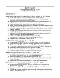 Sample Human Resources Assistant Resume 28 Resume Sample Hr Hr Resume Cv Resume Template Examples