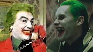 evolution of the joker in movies and tv in 5 minutes 2017 youtube
