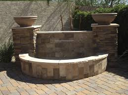 Pictures Of Backyard Waterfalls by Arizona Living Backyard Waterfalls In Phoenix Water Features