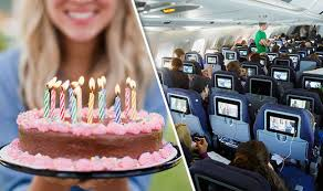 how to your birthday cake how planes this secret service for in flight celebrations