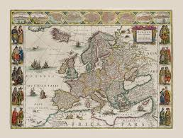 Old Europe Map by Europe Old Maps Zoom Maps