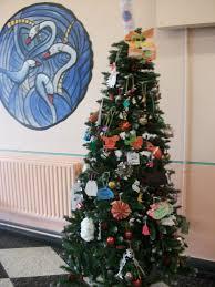 senior christmas tree mercy primary schools waterford