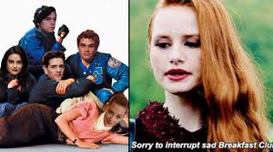 Breakfast Club Meme - riverdale s best meme is officially the sad breakfast club popbuzz