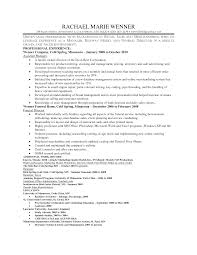 Resume Sample Quality Assurance Manager by Funeral Director Resume Resume For Your Job Application