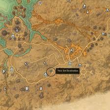 Eso Skyshard Map Beggar In Stonefalls Ebonheart Pact Elder Scrolls Online