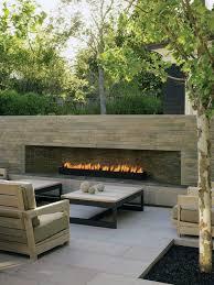 Backyard Fireplace Ideas Outdoor Fireplace Ideas Sinopse Stylist