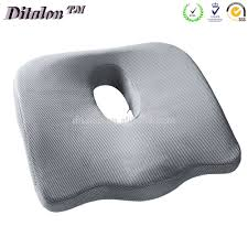 car seat wedge back pain car seat cushion with strap drivers wedge