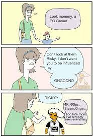Honey Badger Meme Generator - don t look at them ricky dhtg
