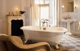 clawfoot tub bathroom design vintage style bathroom with clawfoot tub home interiors