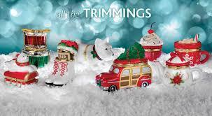 ornaments trim tree skirts improvements catalog