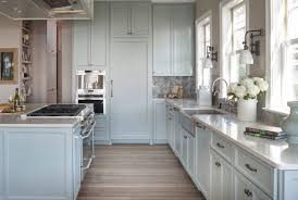 blue gray kitchen cabinets design trend blue kitchen cabinets 30 ideas to get you started