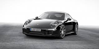 porsche boxster black edition 2016 porsche 911 and boxster black editions debut in germany