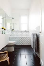 White Tile Bathroom Floor by The Best Bathrooms Of 2016 Shower Doors Steel And Doors