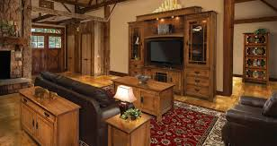 living room wood furniture amish furniture outlet
