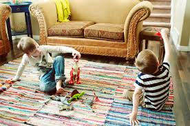How To Make A Area Rug by Rag Rug Tutorial I Love This Sew Cheap Rag Rugs Together To