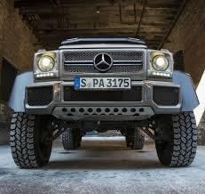 mercedes 6x6 truck holy six wheeled mercedes this monstrous mercedes