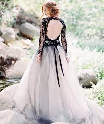 black and white wedding dress discount wedding dress black and white a line