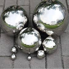 popular garden ornamental balls buy cheap garden ornamental balls