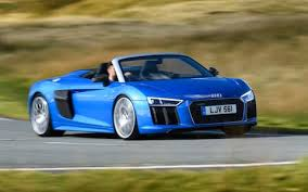 sports car audi r8 audi r8 spyder review one of the most exciting cars the brand has