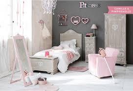 decoration des chambres des filles chambre fille déco styles inspiration maisons du monde