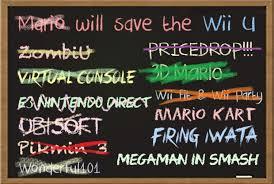 Wii U Meme - more nintendo troubles wii u sales sold 50 less than gamecube one