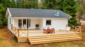 613 sq ft small house in the woods of sweden adorable small
