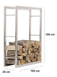 firewood racks fireplaces the home depot in firewood rack 26517