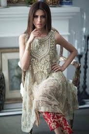 mina hasan exclusive eid formal wear collection 2015 for girls 1
