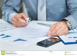 Office Desk Close Up Close Up Of Businessman In Office Royalty Free Stock Image Image