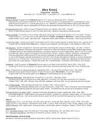 Best Electrical Engineer Resume by 100 Voice Engineer Resume Resume Sample 13 Senior