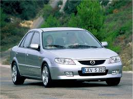 mazda 323 specs ehow catalog cars